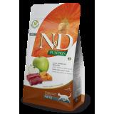 N&D Pumpkin Venison & Apple Adult Cat Food